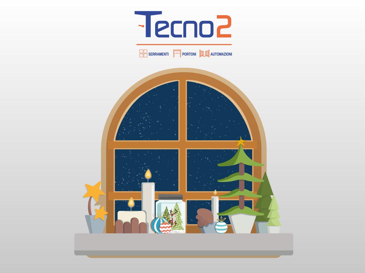 4 idee per decorare le finestre a natale tecno2 - Decorare le finestre per natale ...