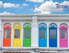 Colore serramenti - Tecno2